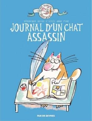 """Afficher """"Journal d'un chat assassin"""""""