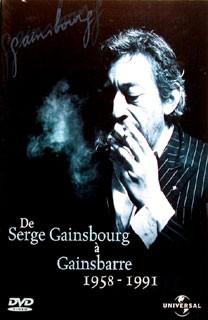 """Afficher """"De Serge Gainsbourg à Gainsbarre"""""""