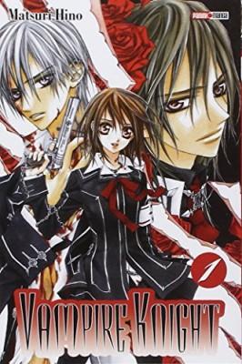 """Afficher """"Vampire Knight n° 1 Vampire knight"""""""