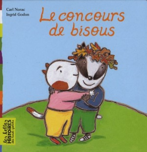 """Afficher """"Le concours de bisous"""""""