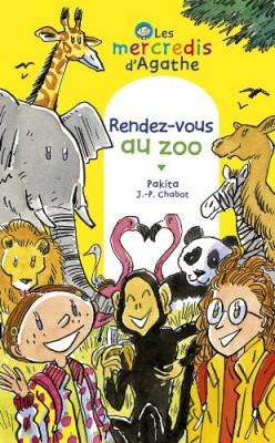 """Afficher """"Les mercredis d'Agathe Rendez-vous au zoo"""""""