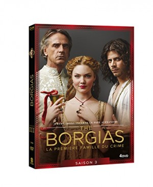 "Afficher ""The Borgias : Saison 3"""