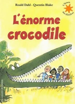 """Afficher """"L'heure de histoires n° 18L'énorme crocodile"""""""