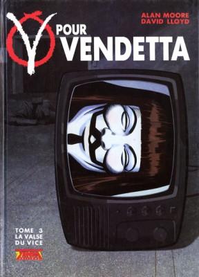 """Afficher """"V pour vendetta n° 3La Valse du vice"""""""