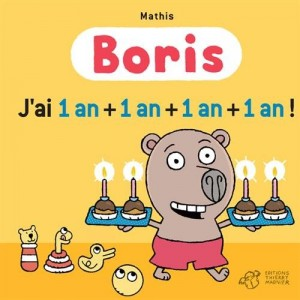 """Afficher """"BorisJ'ai 1 an + 1 an + 1 an + 1 an !"""""""