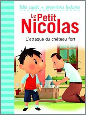 """Afficher """"Le petit Nicolas n° 23 L'attaque du château fort"""""""