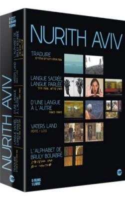 """Afficher """"Nurith Aviv : Traduire. Langue sacrée, langue parlée. D'une langue à l'autre. Vaters land. L'alphabet de Bruly Bouabré"""""""