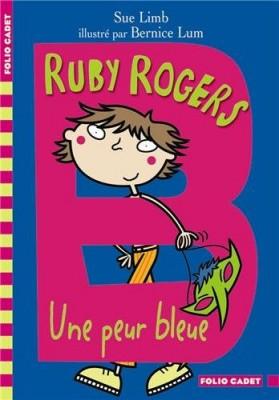 """Afficher """"Ruby Rogers n° 3 Une Peur bleue"""""""