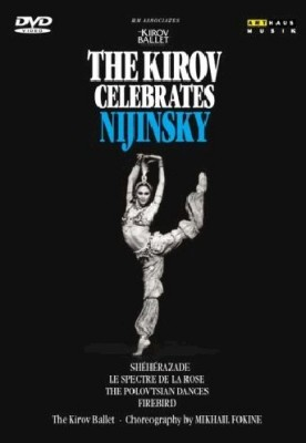"""Afficher """"Le Kirov célèbre Nijinski"""""""