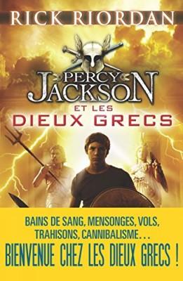 """Afficher """"Percy Jackson Percy Jackson et les dieux grecs"""""""