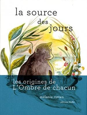 vignette de 'La source des jours (Mélanie Rutten)'