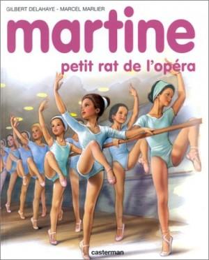 "Afficher ""Martine : petit rat d'opéra"""
