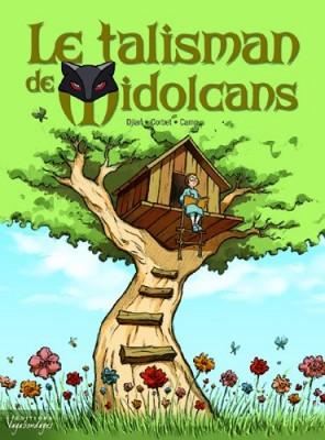 "Afficher ""Le talisman des Midolcans n° 1 Geneviève Tomate"""