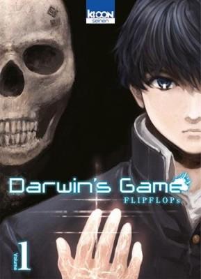 vignette de 'Darwin's game n° 1<br /> Darwin's game 1 (Flipflops)'