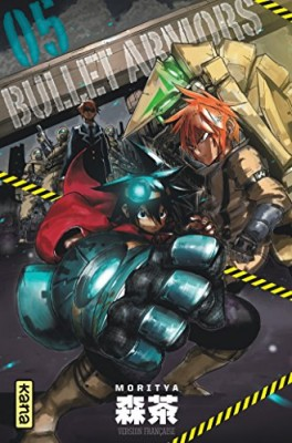 "Afficher ""Bullet armors n° 5"""