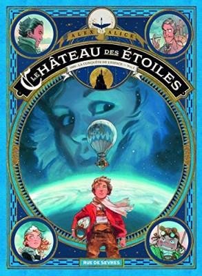 vignette de 'Le château des étoiles n° 1<br /> 1869 (Alex Alice)'