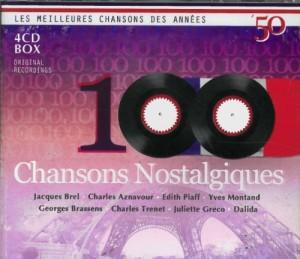 """Afficher """"100 chansons nostalgiques"""""""