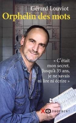 vignette de 'Orphelin des mots (Louviot, Gérard)'