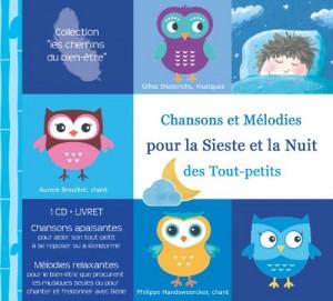 """Afficher """"Chansons et mélodies pour la sieste des tout-petits"""""""