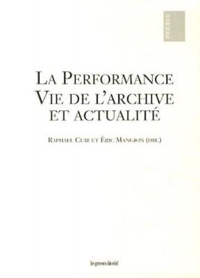 """Afficher """"La performance"""""""