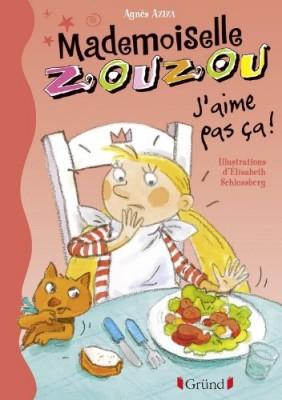 """Afficher """"Mademoiselle Zouzou n° 12 J'aime pas ça !"""""""
