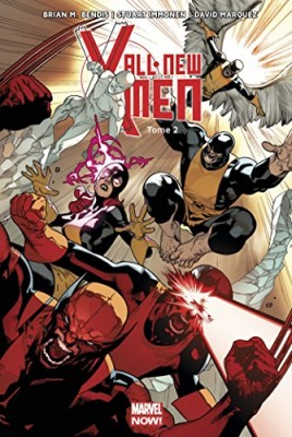 "Afficher ""All-new X-Men n° 2 Choisis ton camp"""