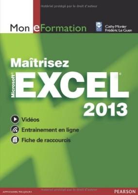 """Afficher """"Maîtrisez Excel 2013"""""""