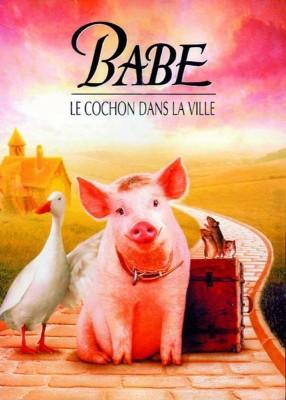 """Afficher """"Babe un cochon dans la ville"""""""