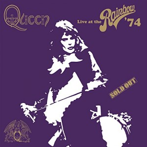 """Afficher """"Live at The Rainbow '74"""""""