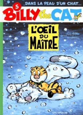 "Afficher ""Billy the cat. n° 5L'oeil du maître"""