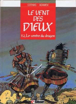"""Afficher """"le Vent des dieux n° 2 Le Ventre du dragon"""""""