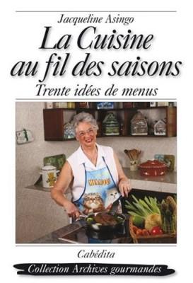 """Afficher """"La cuisine au fil des saisons"""""""