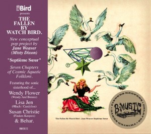 vignette de 'The fallen by watch bird (Weaver, Jane)'
