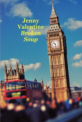 vignette de 'Broken soup (Jenny Valentine)'