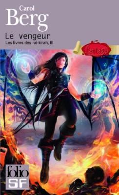 """Afficher """"Les livres des Rai-Kirah n° 3 Le vengeur"""""""