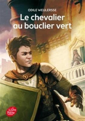 """Afficher """"Chevalier au bouclier vert (Le)"""""""