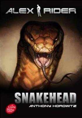 """Afficher """"Alex Rider, quatorze ans, espion malgré lui n° 7 Snakehead"""""""