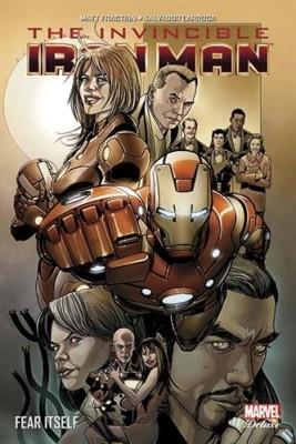 "Afficher ""Iron Man n° 4The invincible Iron Man n° 4Fear itself"""