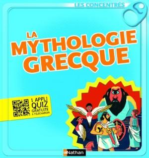 "Afficher ""La mythologie grecque"""