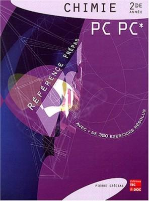 "Afficher ""Chimie, PC PC*"""