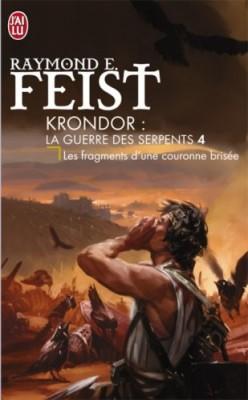 """Afficher """"Krondor : La Guerre des Serpents n° 4 Les fragments d'une couronne brisée"""""""