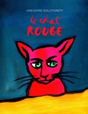 """Afficher """"Le chat rouge"""""""