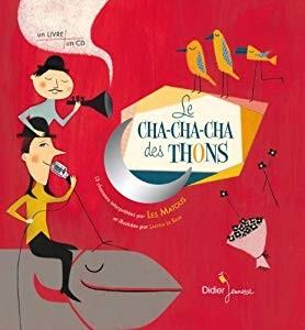 vignette de 'Le cha-cha-cha des thons (Les Matous)'