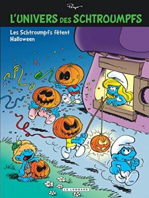 """Afficher """"Univers des Schtroumpfs (L') n° 5 Les Schtroumpfs fêtent Halloween"""""""