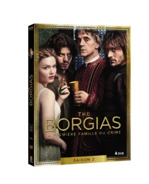"Afficher ""The Borgias : Saison 2"""