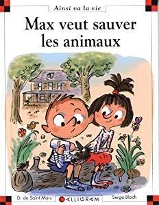 """Afficher """"Max veut sauver les animaux"""""""