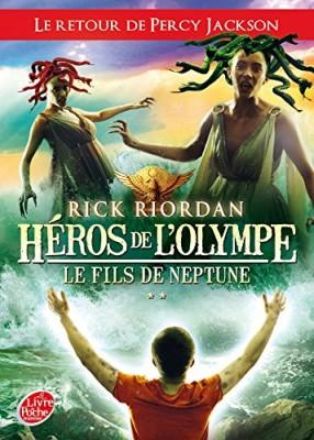 """Afficher """"Héros de l'Olympe n° 2 Fils de Neptune (Le)"""""""