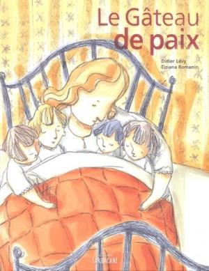 """Afficher """"Le gâteau de paix"""""""