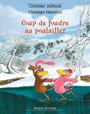 """Afficher """"Les p'tites poulesCoup de foudre au poulailler"""""""