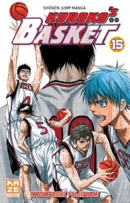 "Afficher ""Kuroko's basket n° 15"""